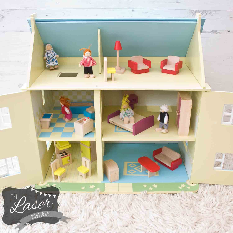 Sunflower Cottage Dolls House
