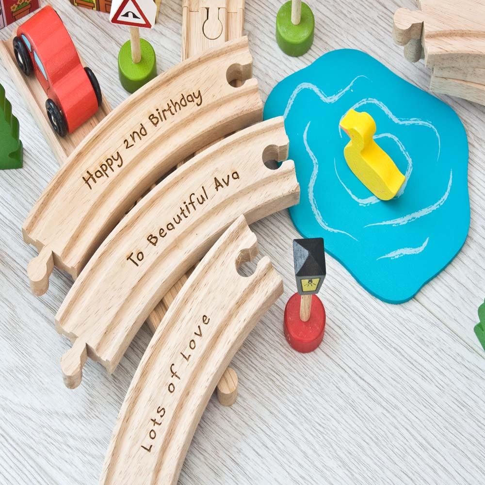 Wooden Race Car Custom Plaques
