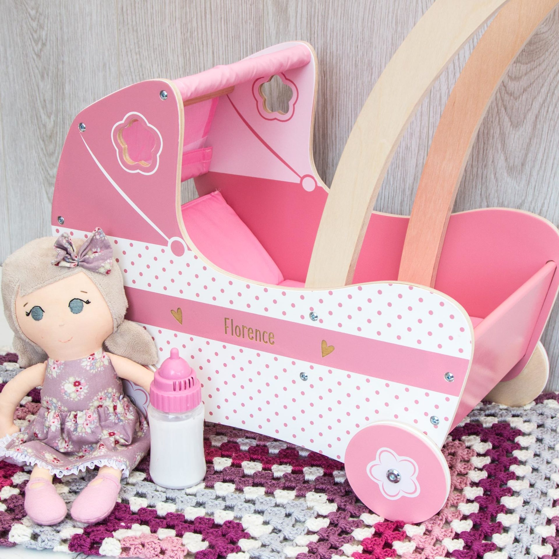 Dolls Pram Special Offer With Free Postage